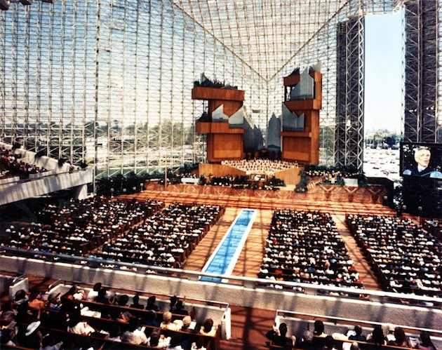 Abitadeacon The Crystal Cathedral Is Now Catholic