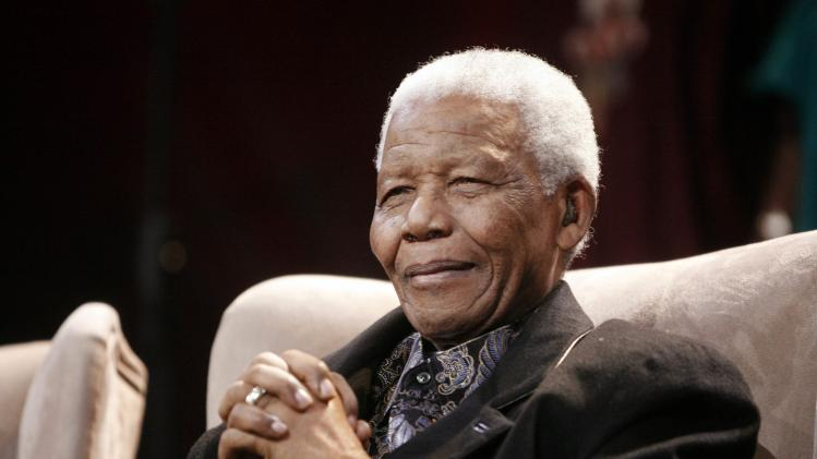 The Father of Modern South Africa... Nelson Mandela Dies at 95