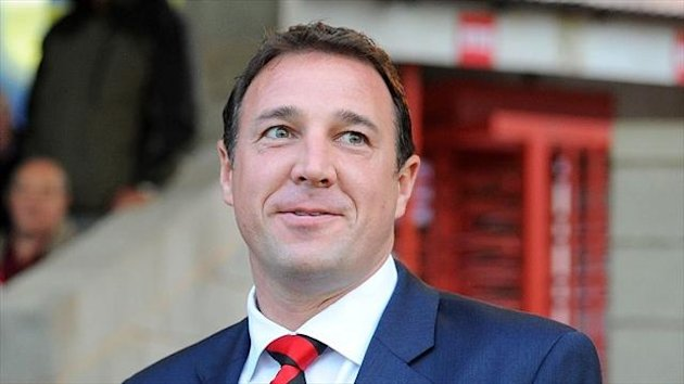 Malky Mackay was pleased with the form of his strikers in Cardiff's victory over Accrington