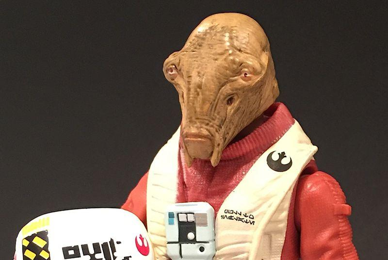 This new Star Wars character might be J.J. Abrams' tribute to the Beastie Boys