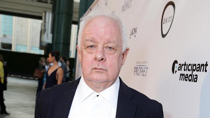 "Jim Sheridan seen at Participant Media Special Los Angeles Screening of ""Kahlil Gibran's The Prophet"" held at LACMA's Bing Theater on Wednesday, July 29, 2015, in Los Angeles. (Photo by Eric Charbonneau/Invision for Participant Media/AP Images)"