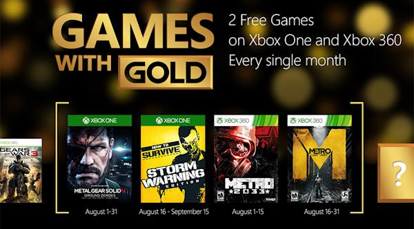 free games to download on xbox one