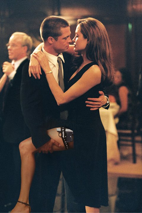 Mr And Mrs Smith Pitt Jolie