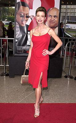 Shaune Bagwell at the LA premiere of MGM's What's The Worst That Could Happen