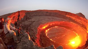 Giant reservoir of magma under Ethiopia may explain how continents break apart Ethteheh