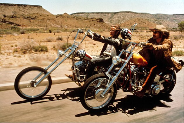 Road Trip Movies 2010 Easy Rider