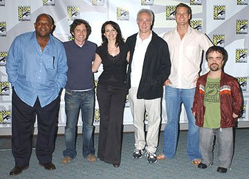 Charles S. Dutton, Robert Patrick Benedict, Carla Gugino, Brent Spiner, Brian Van Holt and Peter Dinklage