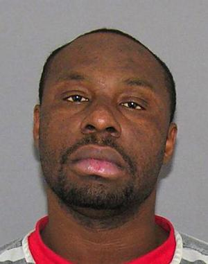 FILE - This undated file photo provided by the Hamilton County Sheriff's Department shows Ricardo Woods, who is charged in the 2010 fatal shooting of a man in Cincinnati. An Ohio jury will study a videotape of the dying victimís eye blinks before deciding whether he used them to identify Woods as his killer. A hearing Monday, Aug. 13, 2012, could determine the trial date. (AP Photo/Hamilton County Sheriff's Department, File)