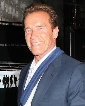 Arnold Schwarzenegger to Star in Action Thriller 'Ten'