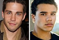Jacob Artist, Dean Geyer | Photo Credits: imdb; Jerritt Clark/Getty Images;