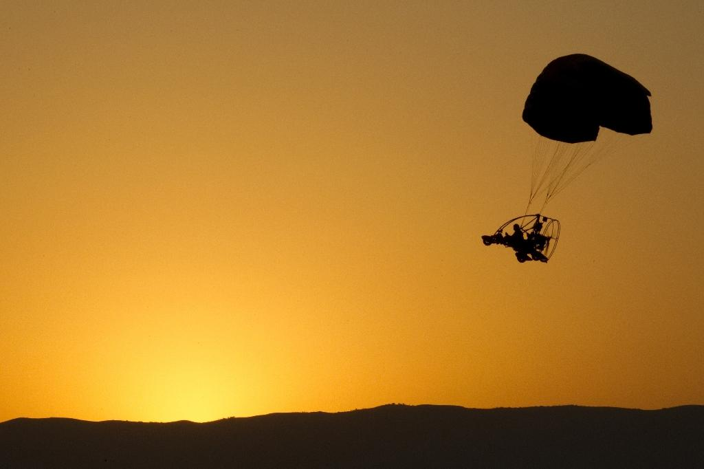 Paragliding jihadist leaves family in Israel fearing his fate