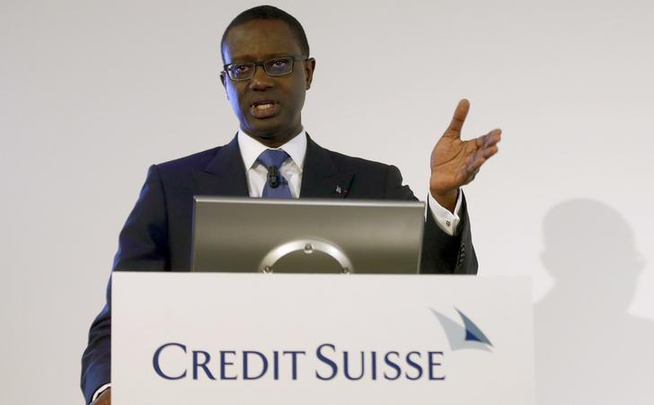 Credit Suisse CEO says bank has a strong balance sheet: FT