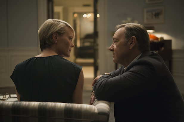 Netflix Unveils 'House of Cards' Season 5 Premiere Date, Teaser on Inauguration Day