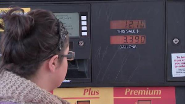 AAA: Gas prices highest ever for Thanksgiving