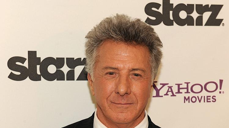 Hollywood Film Festival Awards Gala 2008 Dustin Hoffman