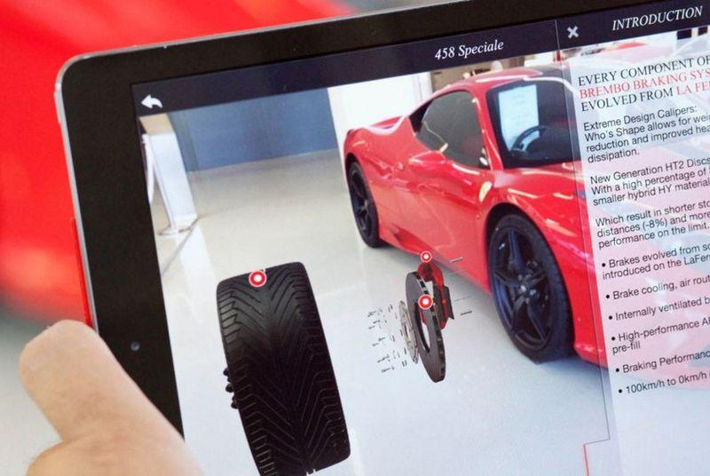 Apple reportedly acquires Metaio, an augmented reality startup