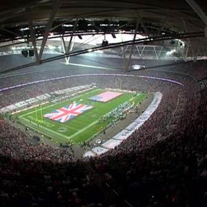 NFL grows fanbase in London