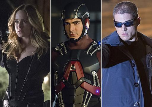 Arrow/Flash 'Team-Up' Spinoff to Star Brandon Routh, Caity Lotz and Others