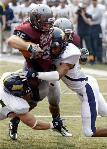 Northern Arizona rallies to defeat Montana 41-31