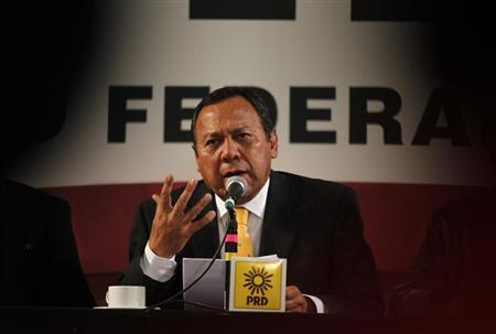Mexico leftists exit pact, raising hope for deeper energy reform