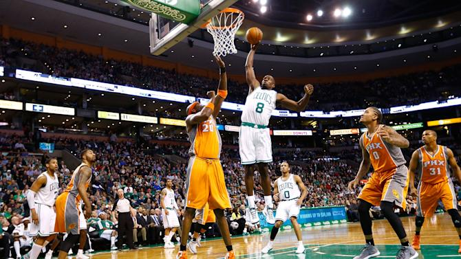 Phoenix Suns v Boston Celtics