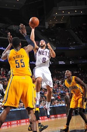 Deron Williams leads depleted Nets over Pacers