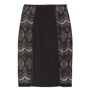 Temperley Skirt: A/W 2012: Gothic: Fashion Trend: Fashion