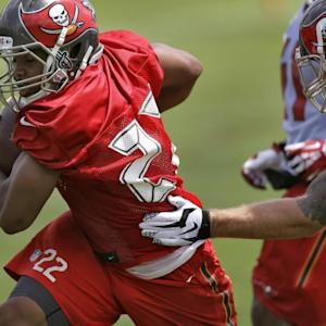 Doug Martin Currently Buccaneers' Top Running Back