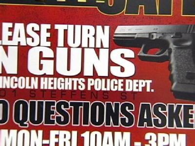 Police Chief Offering Amnesty To Rid Village Of Guns