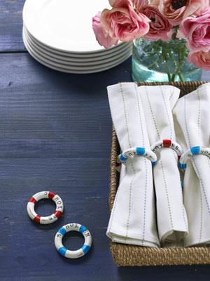 Use Napkin Rings