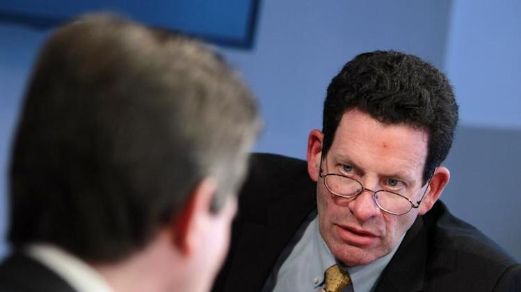 Columnist and Investor Ken Fisher speaks to Reuters in New York