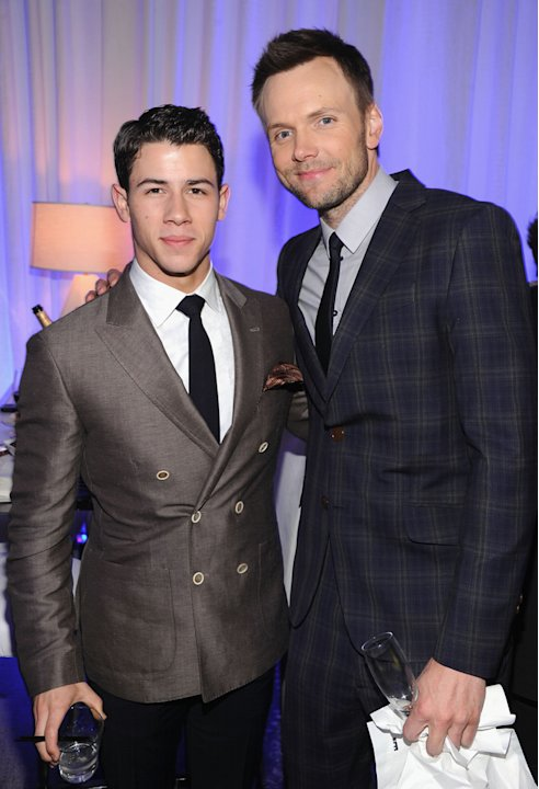 Nick Jonas and Joel Mchal …