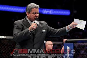 """It's Time"" for Bruce Buffer to Unleash His UFC Memories and Motivational Mantra"