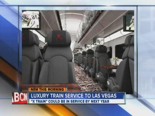 Las Vegas Train Service