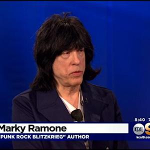 Punk Rock Icon Marky Ramone Releases New Memoir