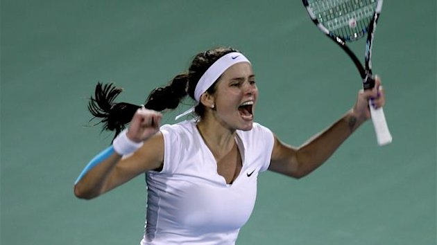 WTA Dubai Grges