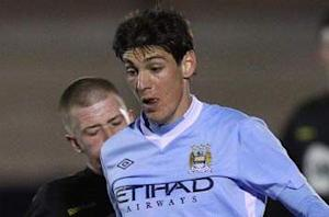 Manchester City forward Scapuzzi joins AS Varese on loan
