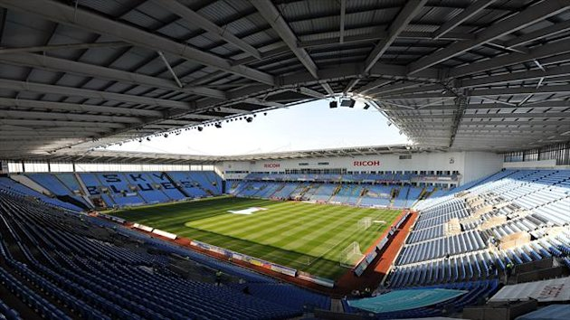 Coventry are hoping to get their 10-point deduction overturned