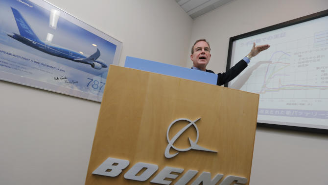 Boeing says new battery system ensures 787 safety