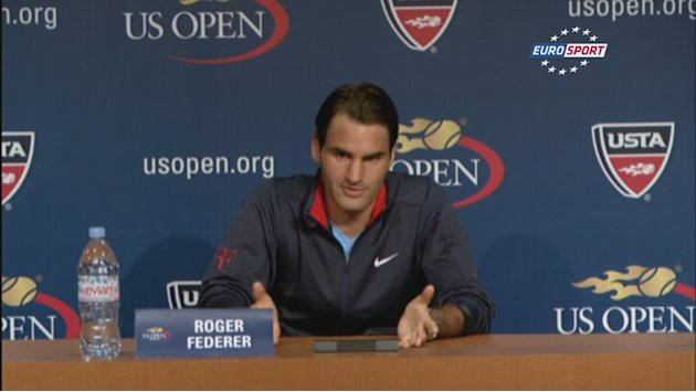 Federer: I've responded to 2011 losses