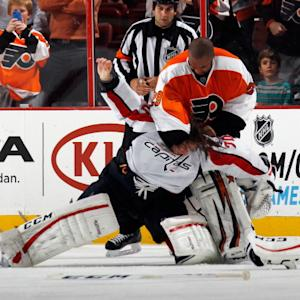 RADIO: NHL will have to tighten rules after Ray Emery incident