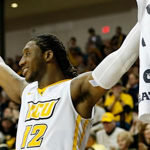 VCU's Mo Alie-Cox Adds Some 'Mo' Dunks To His Stats
