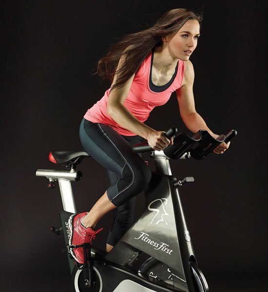 Exclusive: Grazia Daily Chat To Victoria Pendleton About Her New Pro Cycling Class With Fitness First