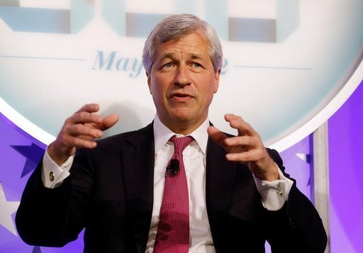 Chairman and CEO of JPMorgan Chase &amp; Co James &quot;Jamie&quot; Dimon