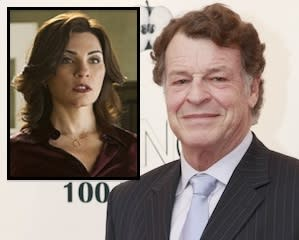 The Good Wife Recruits Fringe's John Noble