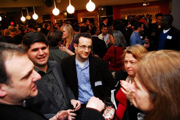 7 Social Media Lessons From a Lifetime of Networking Events