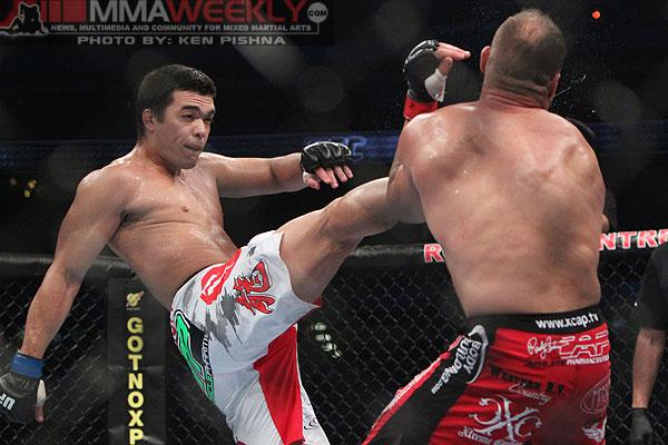 Michael Bisping Injured, Lyoto Machida Steps into UFC Fight Night 30 Against Mark Munoz