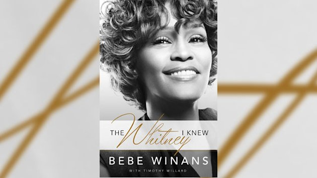EXCLUSIVE: First Look at Whitney Book Cover