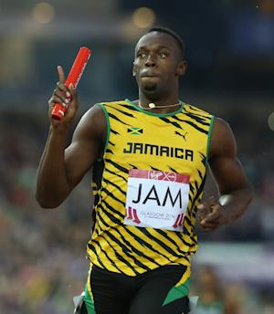 Bolt adds 1st Commonwealth gold to 6 Olympic wins