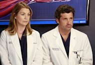 Ellen Pompeo, Patrick Dempsey | Photo Credits: Ron Tom/ABC